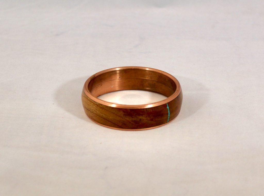Wood Bangles Bracelets 7