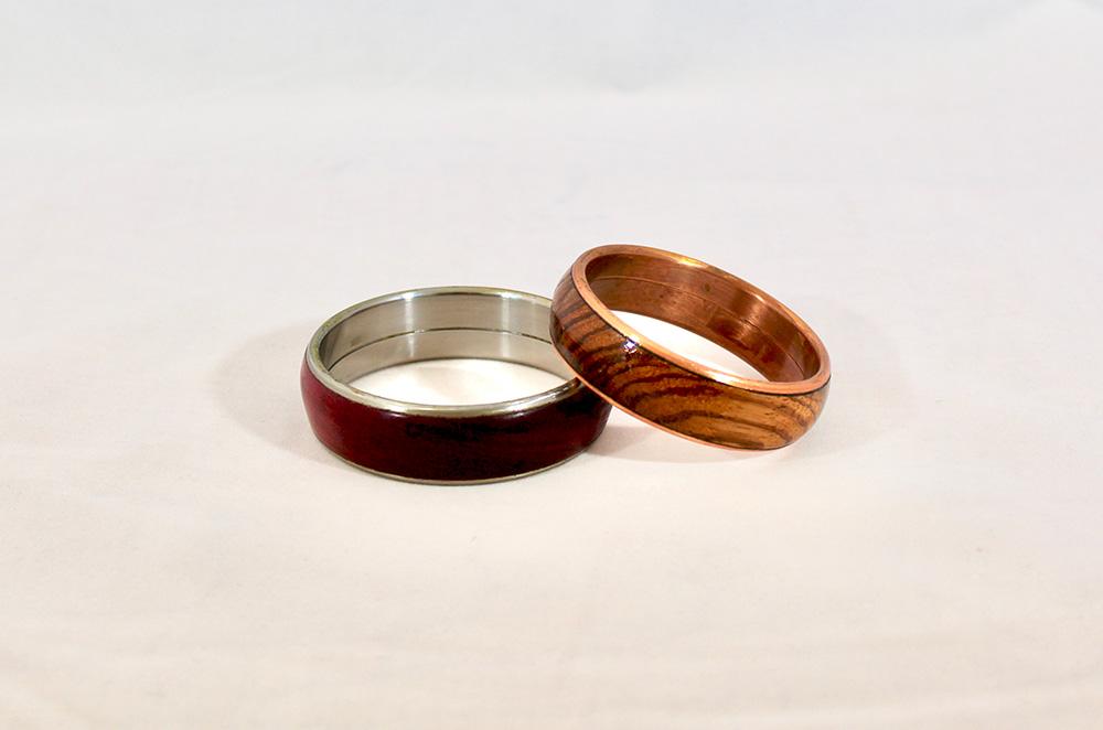 Wood Bangles Bracelets 3