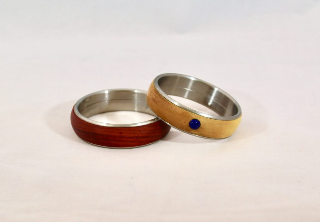 Wood Bangles Bracelets 9